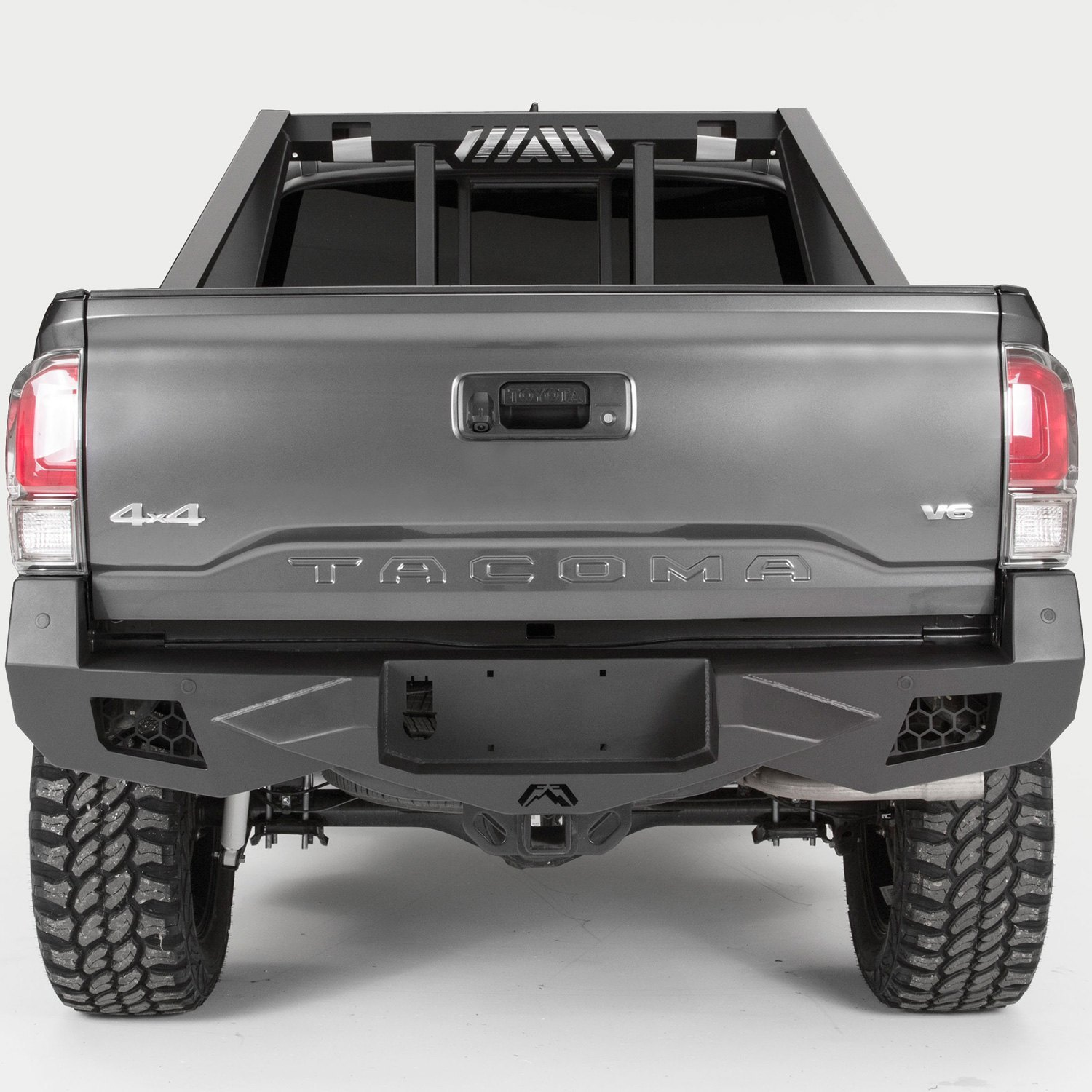 Toyota Garage Decor: Toyota Tacoma Without Rear Parking Assist