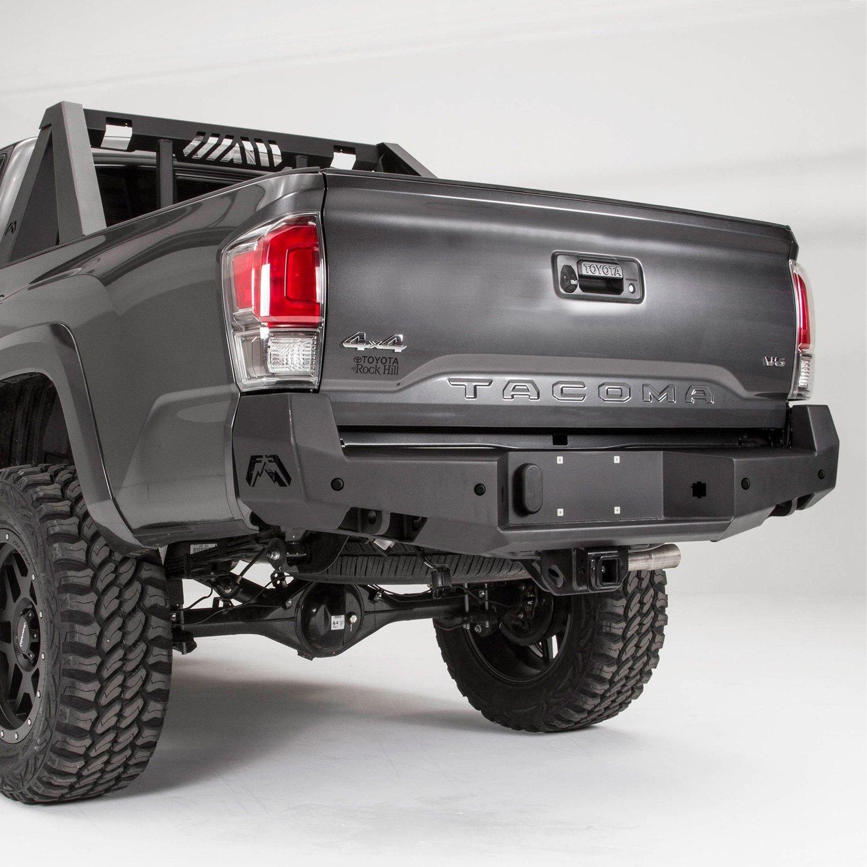 Fab Fours 174 Toyota Tacoma 2017 Premium Full Width Rear Hd
