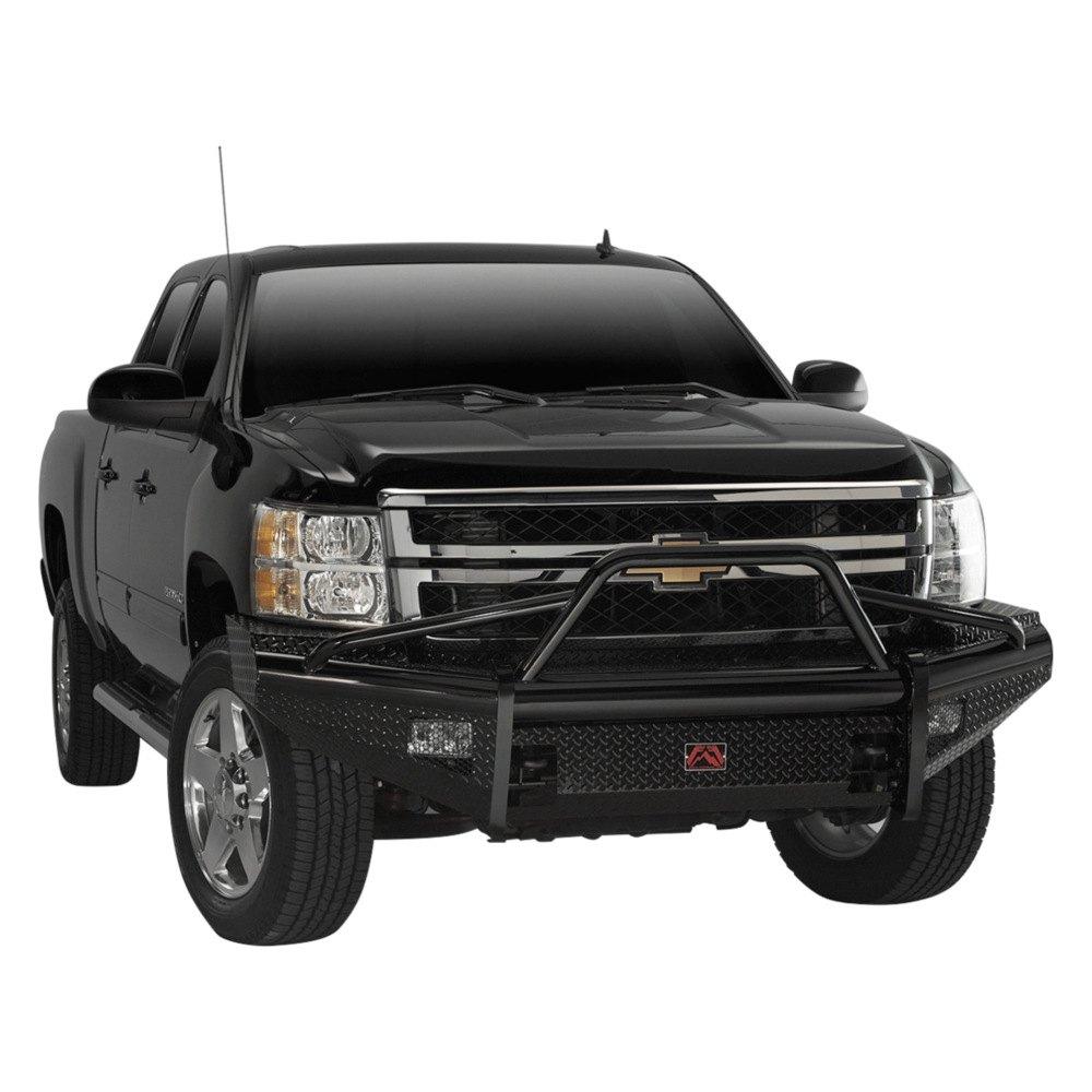 Chevy Silverado 2016 Black Steel Full Width