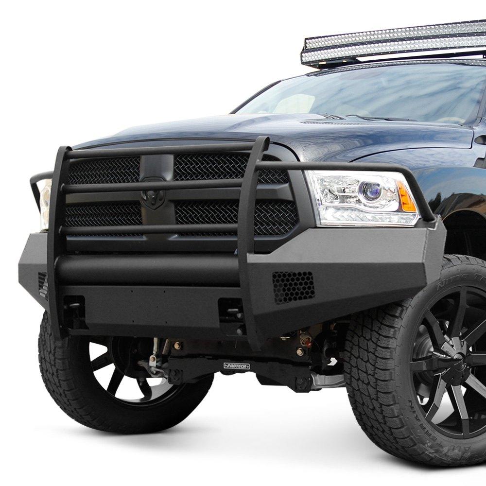 Fab Fours 174 Dodge Ram 1500 2016 Black Steel Elite Full