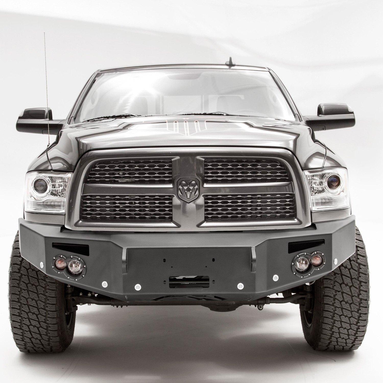Fab Fours 174 Dodge Ram 2016 Premium Full Width Front Winch
