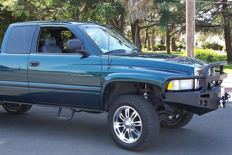 Fab Fours 174 Dodge Ram 1994 2002 Premium Full Width Front