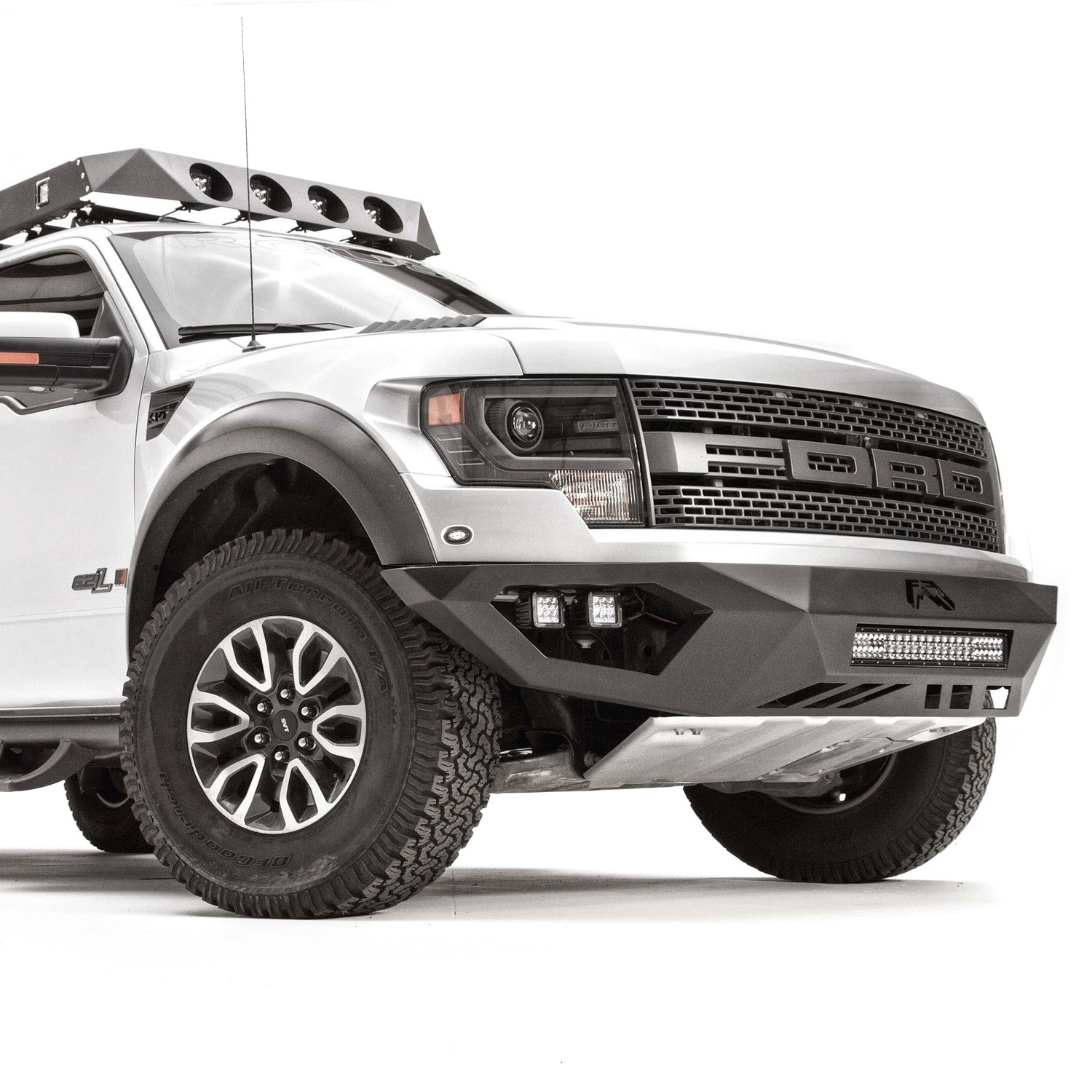 Ford F-150 2013 Vengeance Full Width Front HD