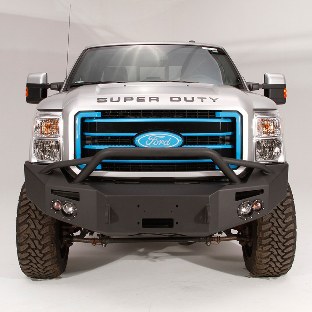 Fab Fours Ford F 250 2016 Premium Full Width Front