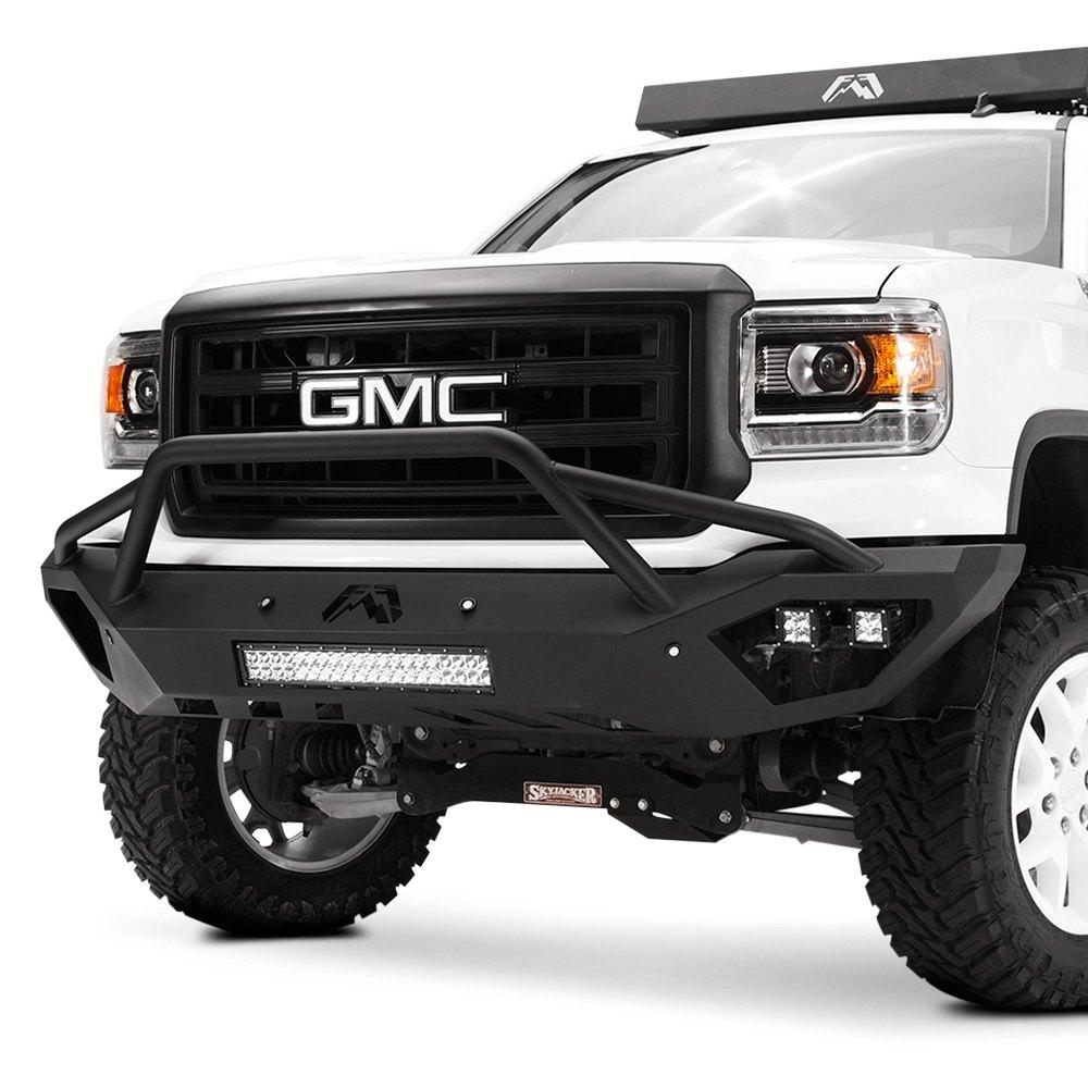Fab Fours® - GMC Sierra 2014 Vengeance Full Width Front HD ...