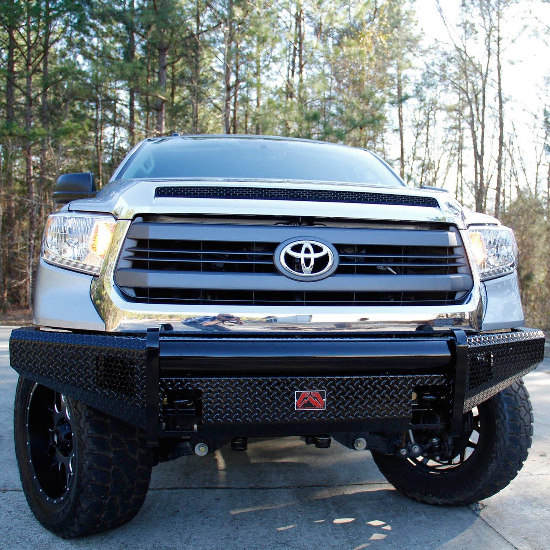 Toyota Tundra 2016 Black Steel Full Width