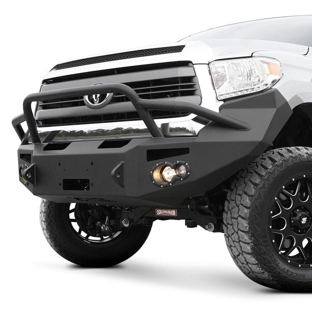 Fab Fours 174 Toyota Tundra 2014 2017 Black Steel Elite
