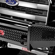 Fab Fours™ - Front Bumper on Ford F 150