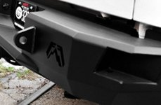 Ford Rear Bumper by Fab Fours