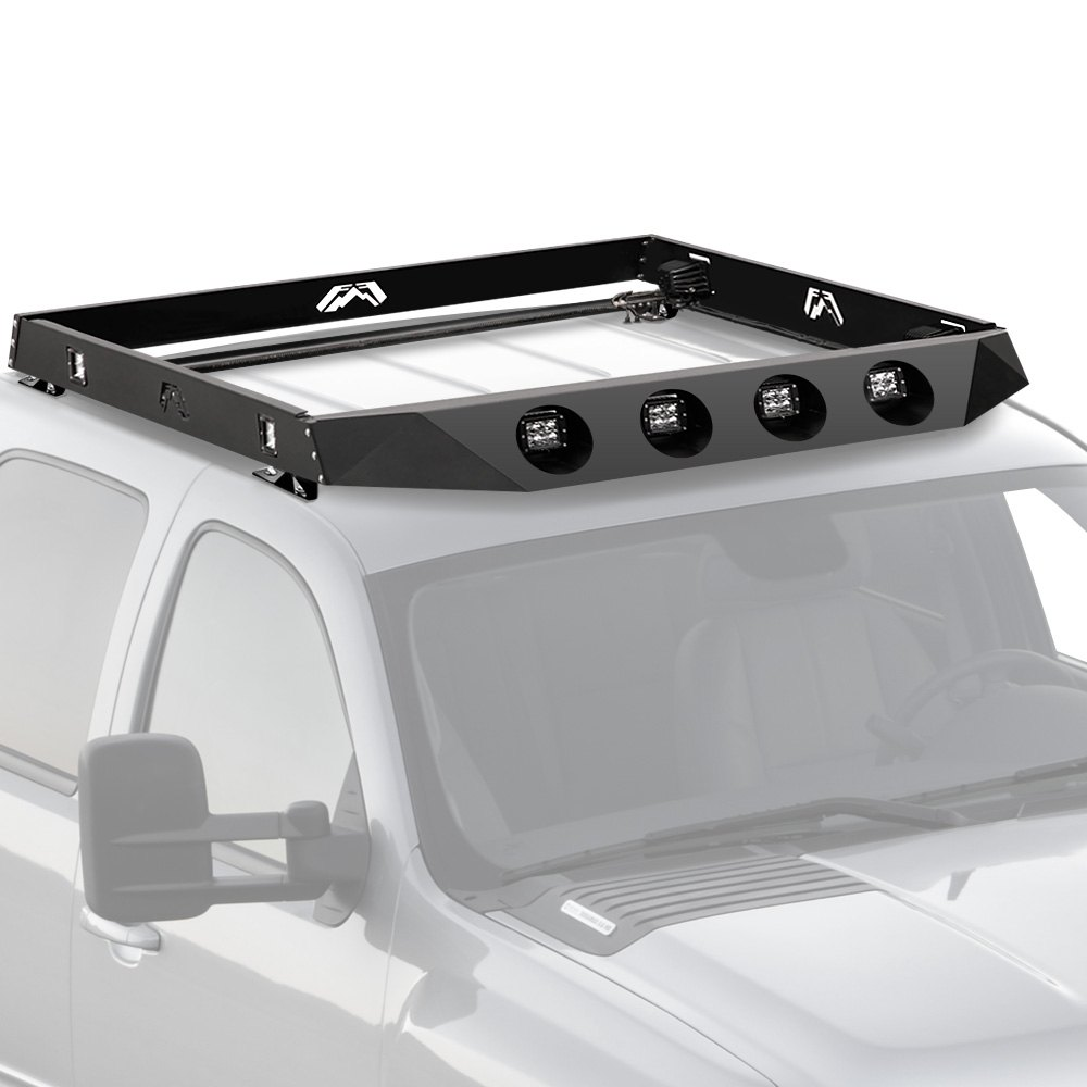 Fab Fours 174 Roof Cargo Basket