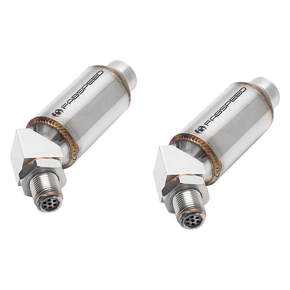 O2 Sensor In Catalytic Converter: O2 Spacer With Catalytic Converter