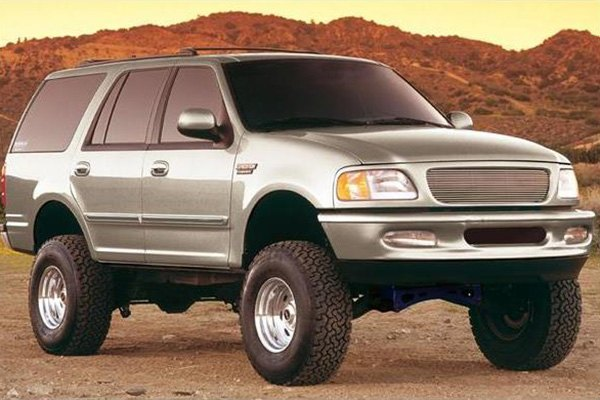 Lifted Ford Expedition >> Fabtech 6 X 6 Performance Front And Rear Suspension Lift Kit