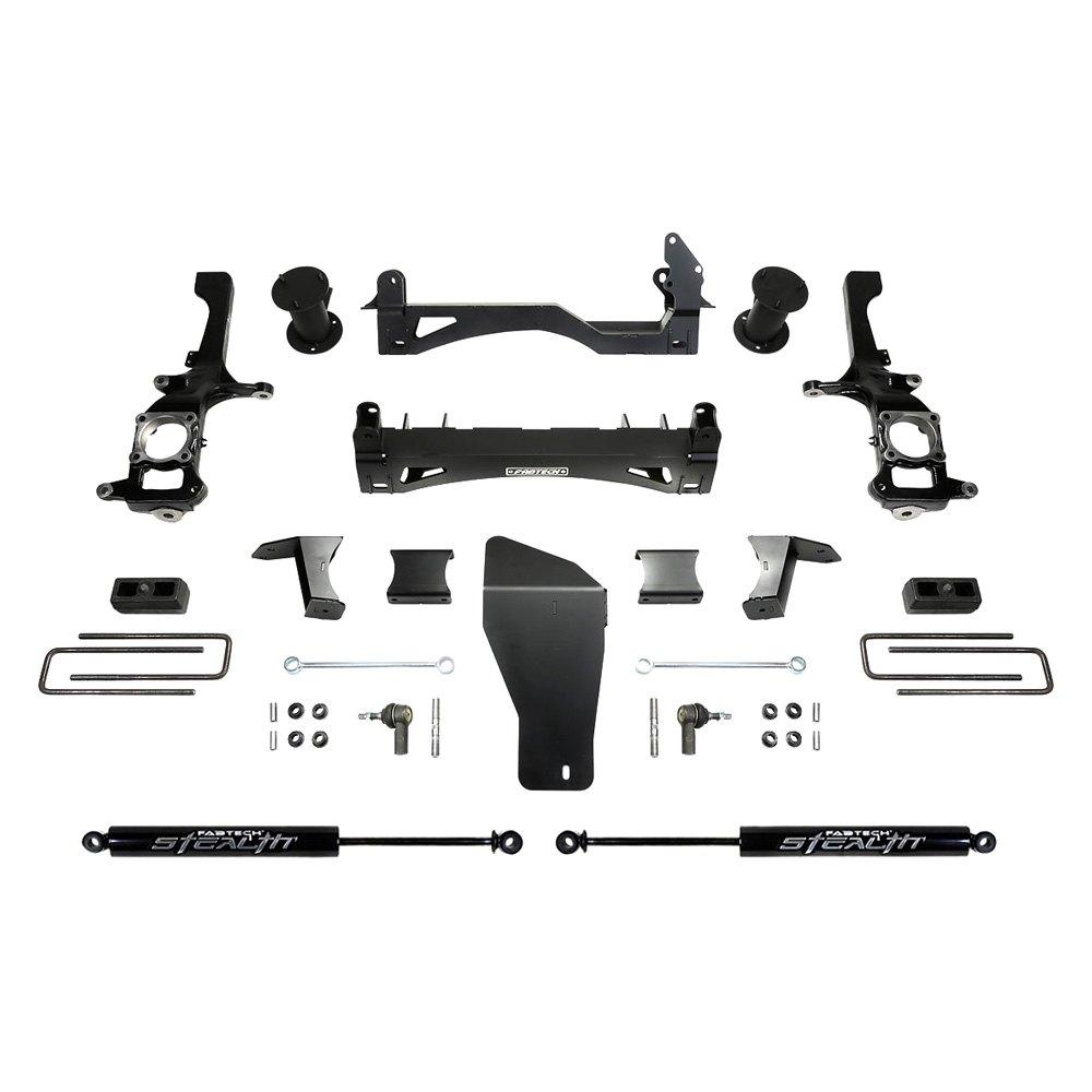"2017 Nissan Nv200 Suspension: Nissan Titan XD 4WD 2017 6"" X 3"" Basic Front"