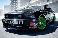 FALKEN® - FK453 Tires on Ford Mustang