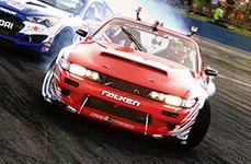 FALKEN® - Tires on Nissan Silvia