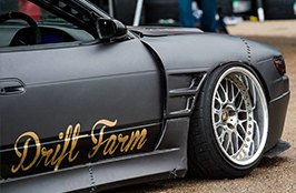 FALKEN® -  Tires on Nissan Ready to Drift