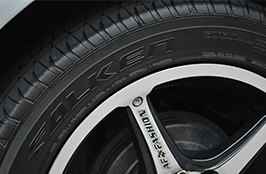 FALKEN® - Tires on Rim Close-Up 2