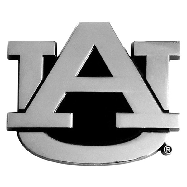 fanmats174 14788 quotauburn universityquot chrome college emblem