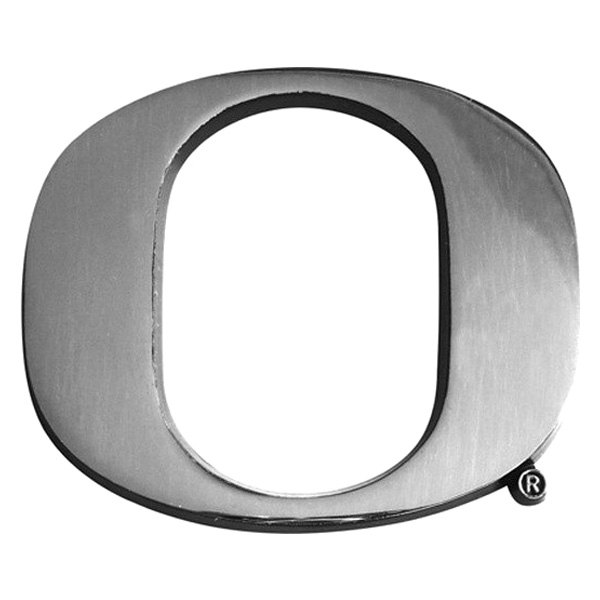 fanmats174 14926 quotuniversity of oregonquot chrome college emblem