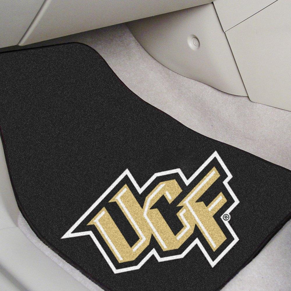 Fanmats 174 5438 Gray Carpet Mats With University Of