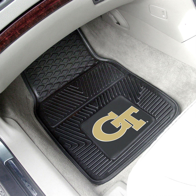 Fanmats 8777 1st Row Collegiate Heavy Duty Vinyl Car Mats With