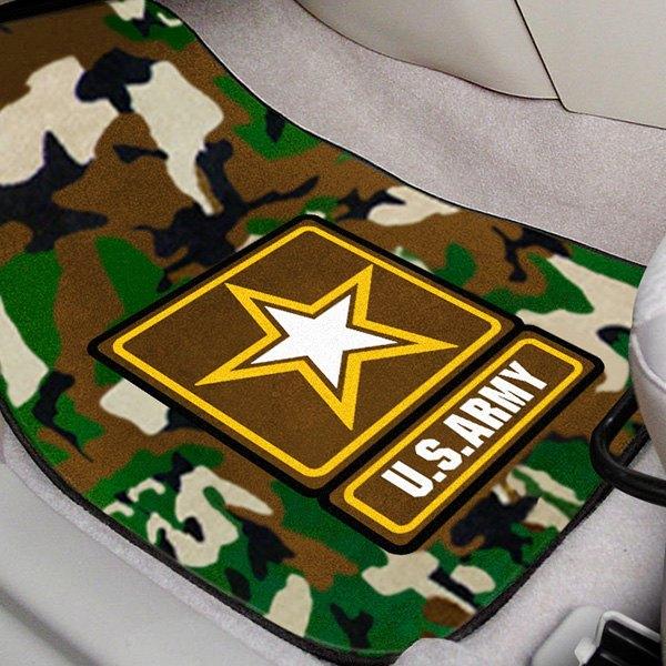 Fanmats 174 Military Carpet Mats