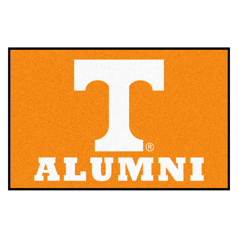 FANMATS 18327 Texas Alumni Starter Rug 19x30