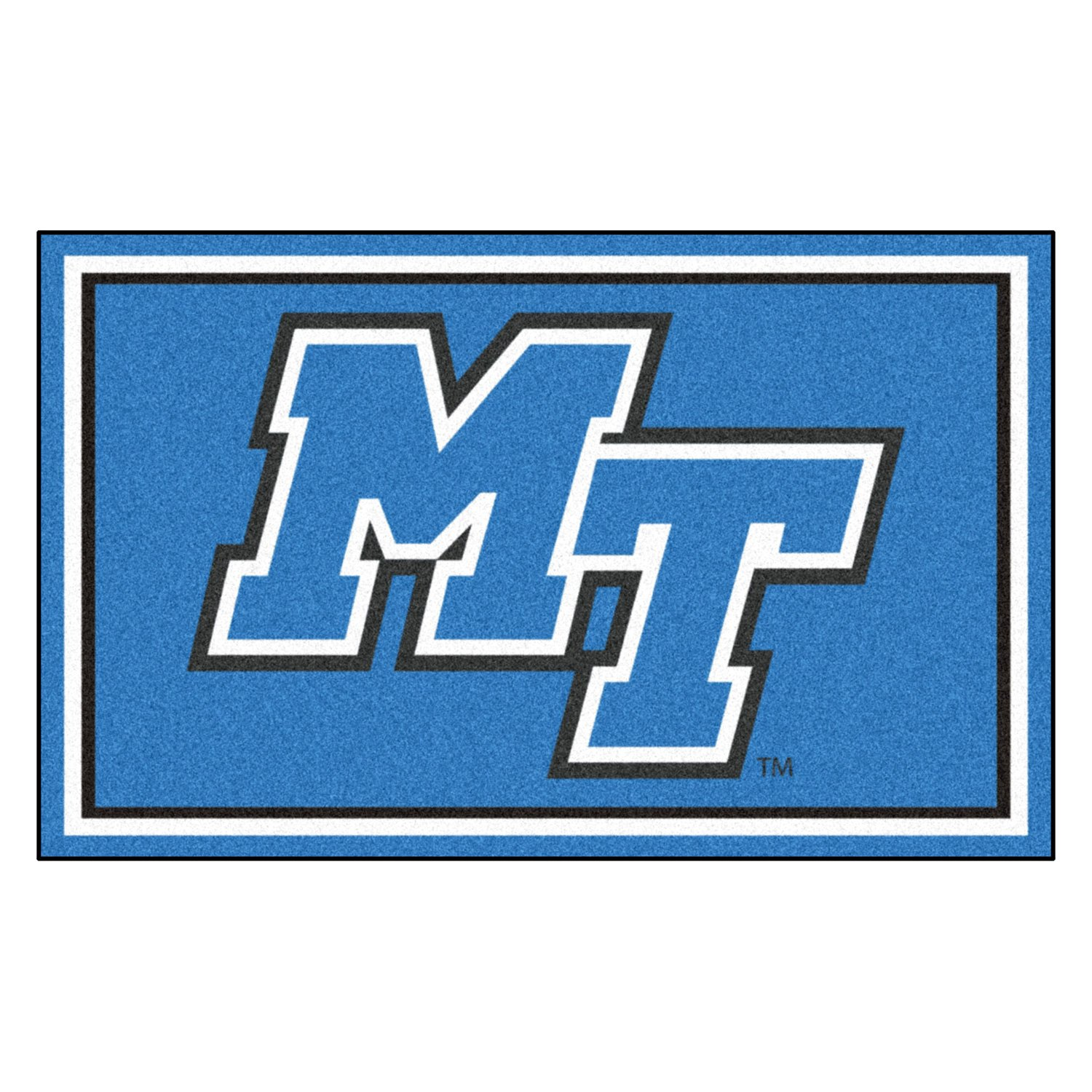 Fanmats 174 20214 Middle Tennessee State University Logo On