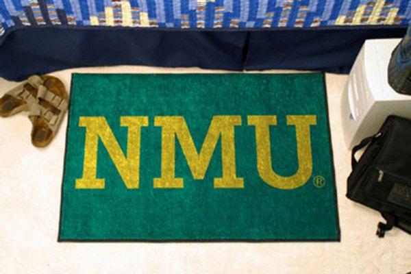 FanMats® 2016 - Northern Michigan University Logo on