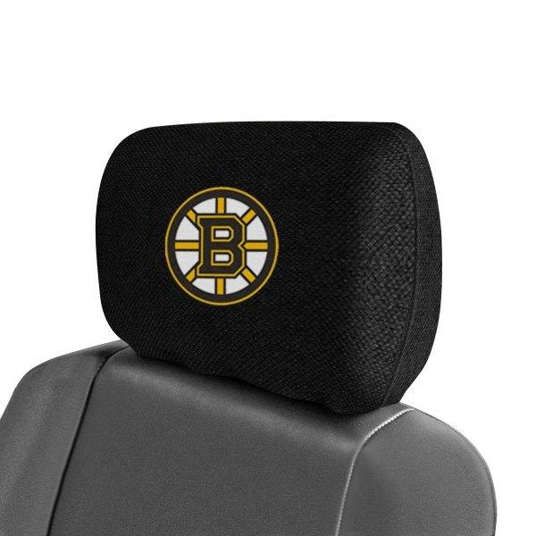 Boston Bruins Car Seat Covers