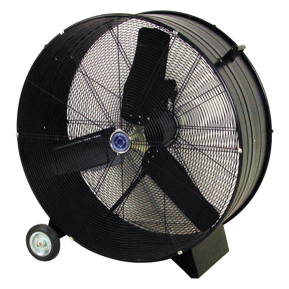 Portable Personal Fan : Fasco fans mvb d direct drive portable fan blower