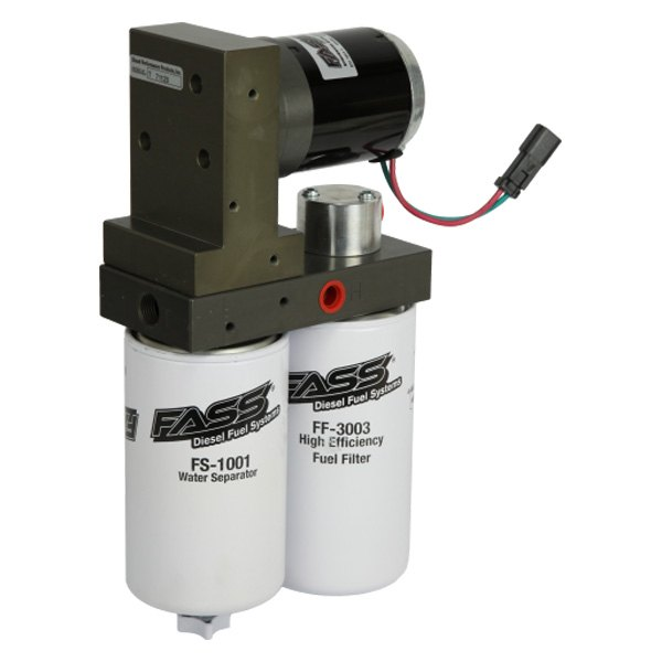 System Troubleshooting  Fass Fuel System Troubleshooting