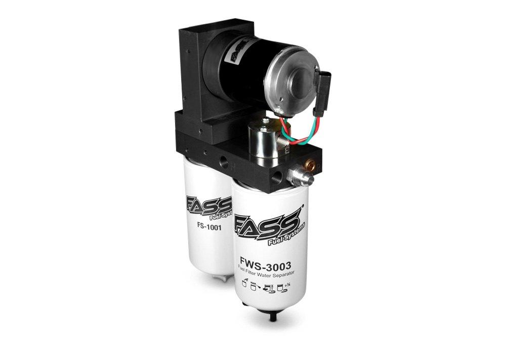FASS Fuel Systems™ | Diesel Fuel Pumps, Filters, Parts — CARiD com