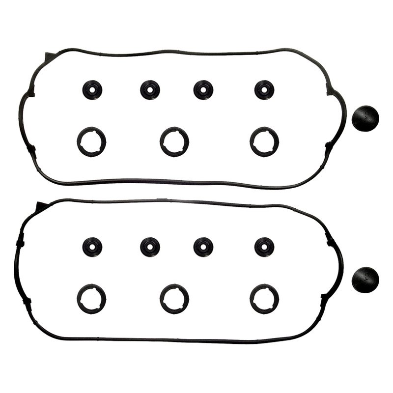 For Acura TL 96-98 Valve Cover Gasket Set Molded Rubber