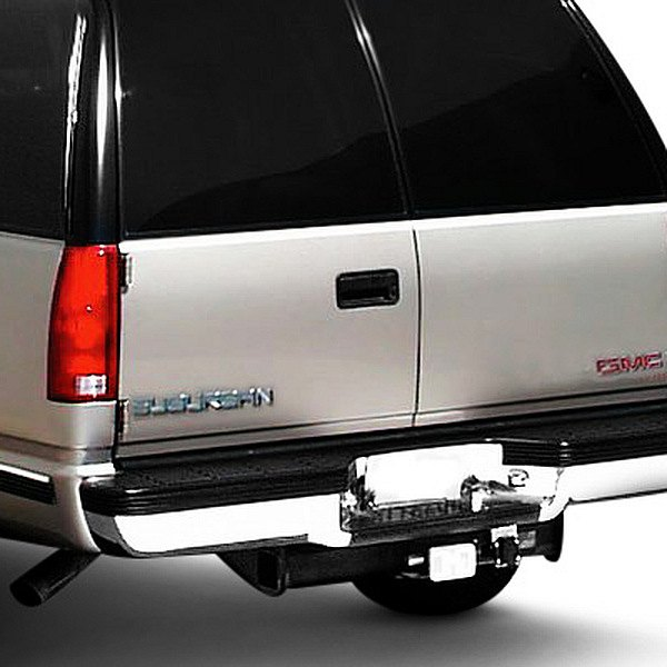 For Chevy Tahoe 95 99 Fey Perfect Match Series Full Width Chrome Rear Per