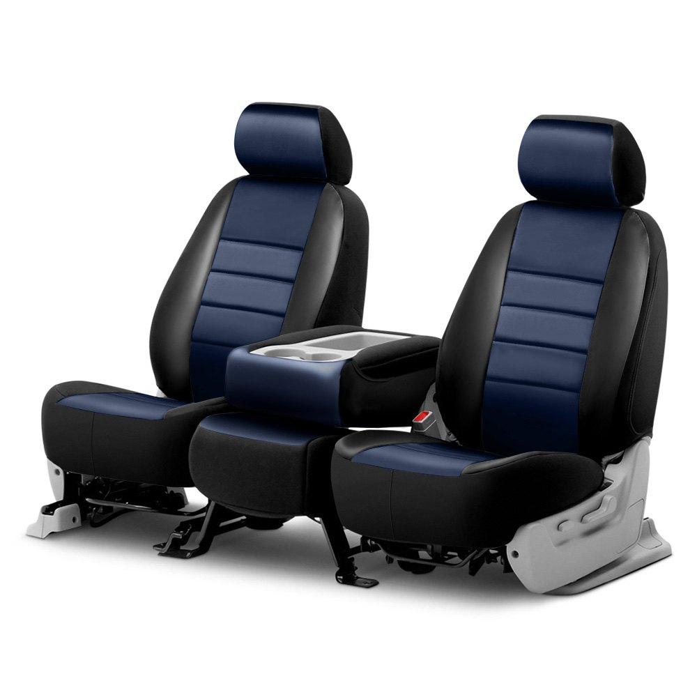 Terrific Fia Sl67 34 Blue Leatherlite Series 1St Row Black Blue Seat Covers Pdpeps Interior Chair Design Pdpepsorg