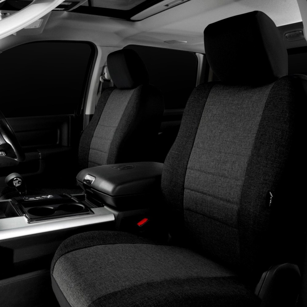 Malibu 2011 chevy malibu seat covers : Fia® OE301 CHARC - Oe™ Series 1st Row Black & Charcoal Seat Covers