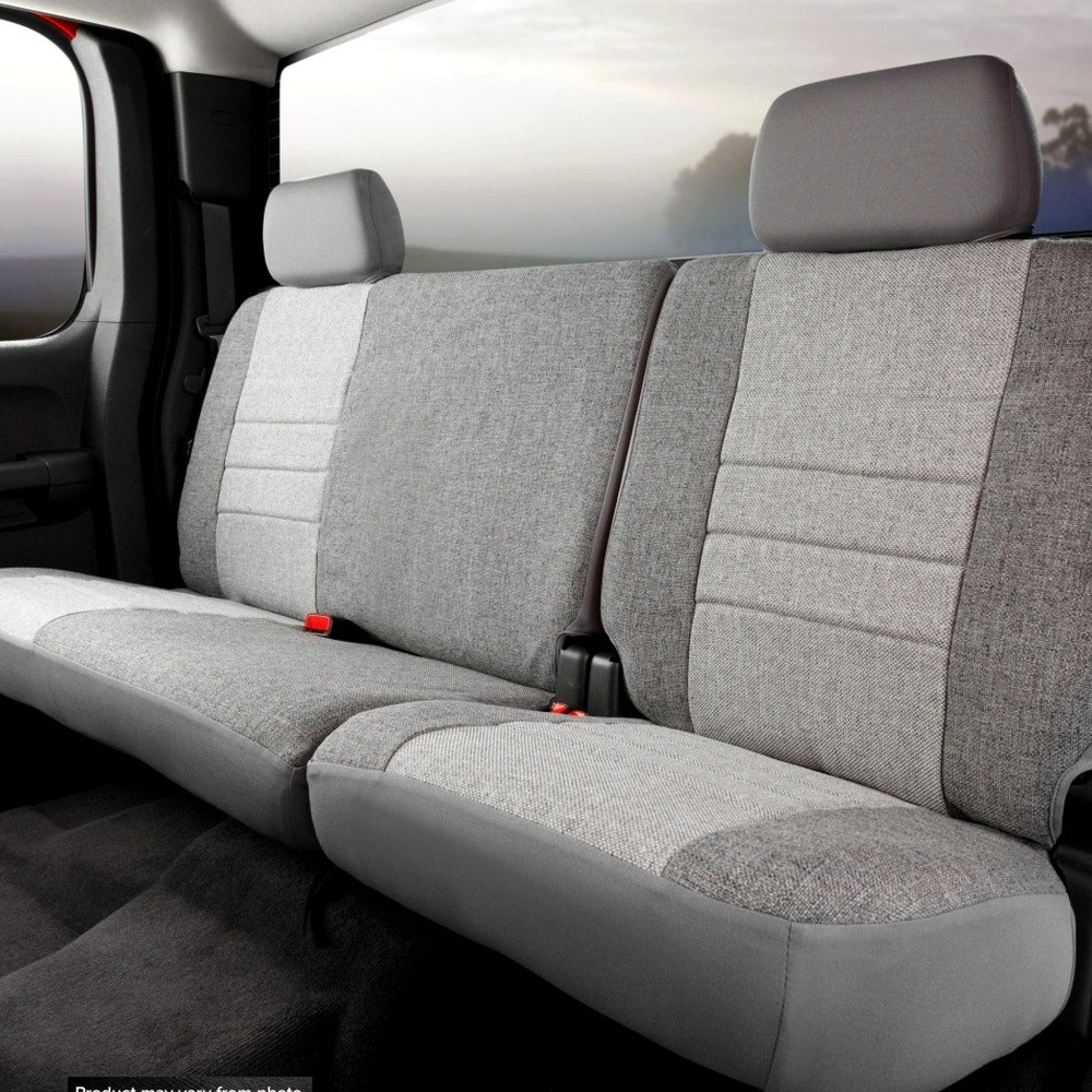 Light Grey Car Seat Covers