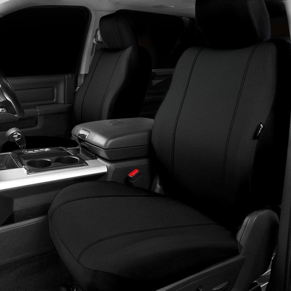 Malibu 2011 chevy malibu seat covers : Fia® SP801 BLACK - Seat Protector™ Series 1st Row Black Seat Covers