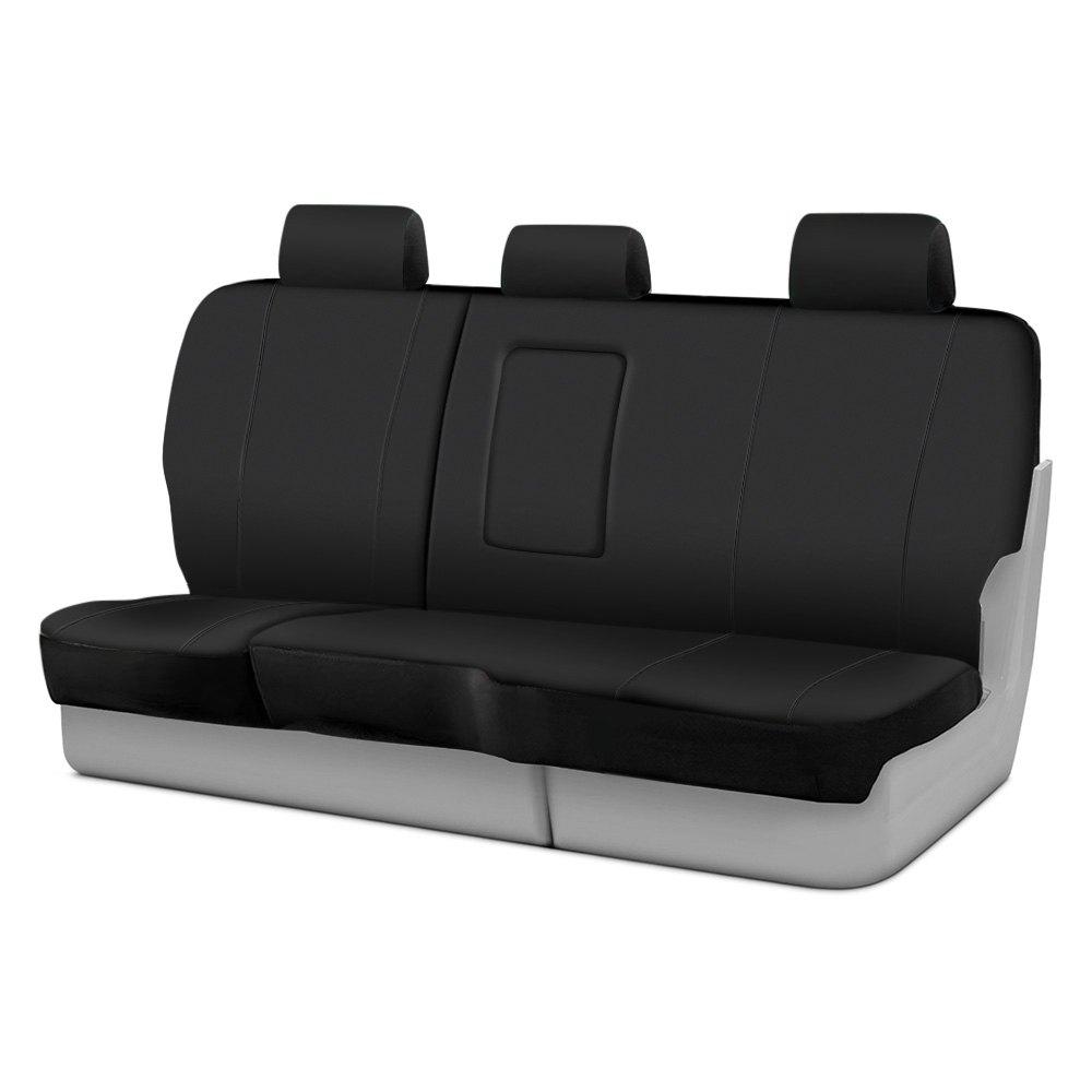 Seat Protector Series Nd Row Black on 2008 Dodge Grand Caravan
