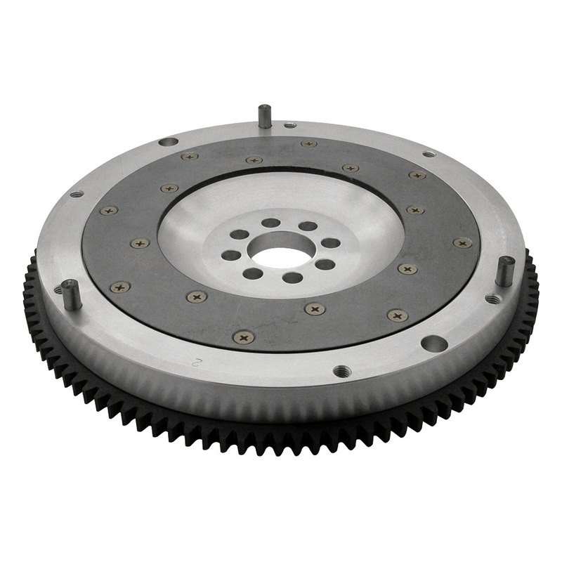 Fidanza Performance 191681 Flywheel-Aluminum PC H3 High Performance Lightweight with Replaceable Friction