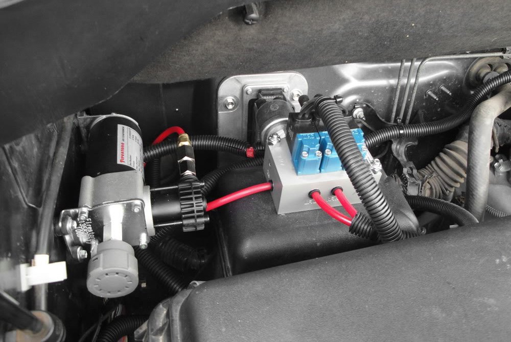 Firestone Suspension Air Bags Springs Systems Carid Com