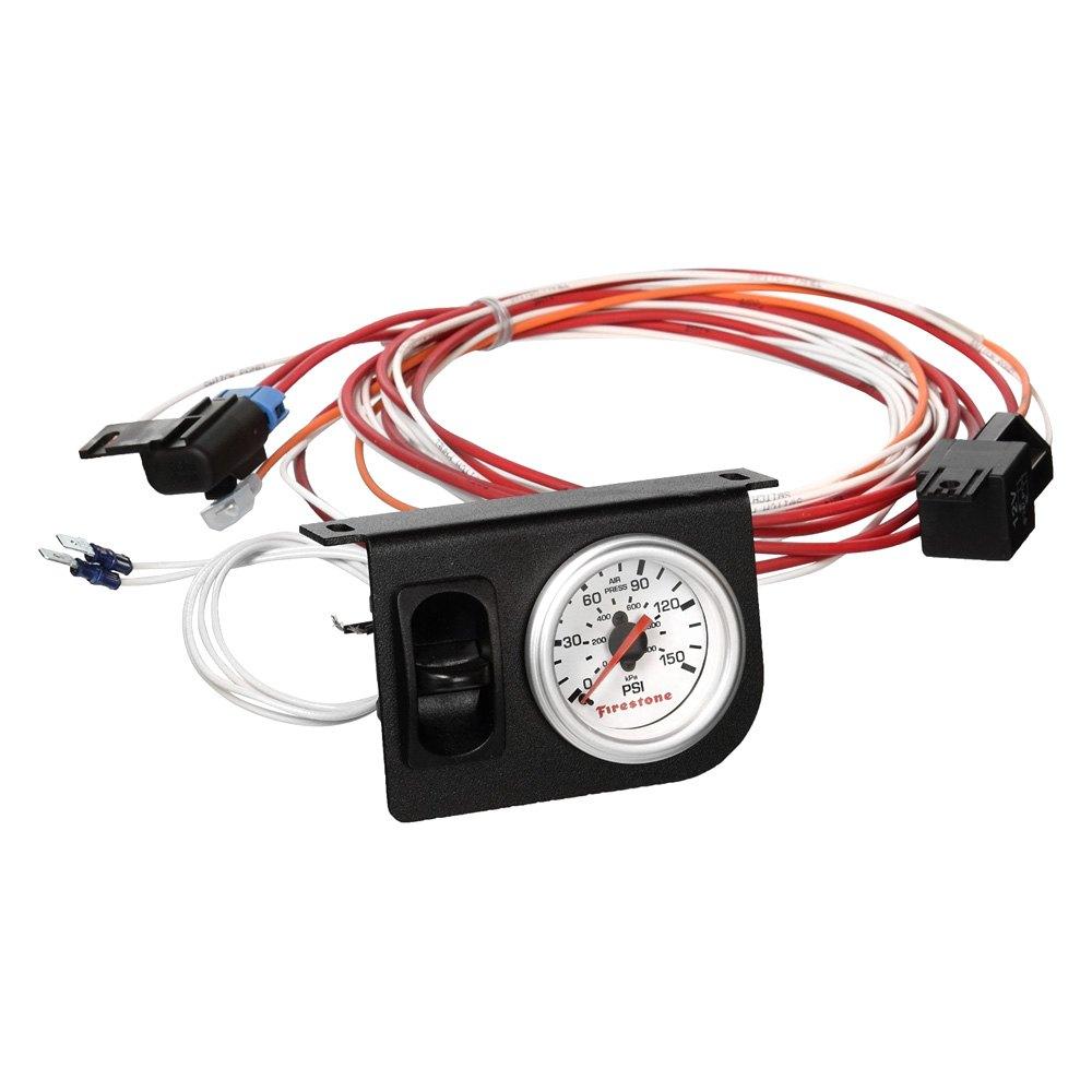 Firestone Suspension® 2229 - Electric Single Control Panel