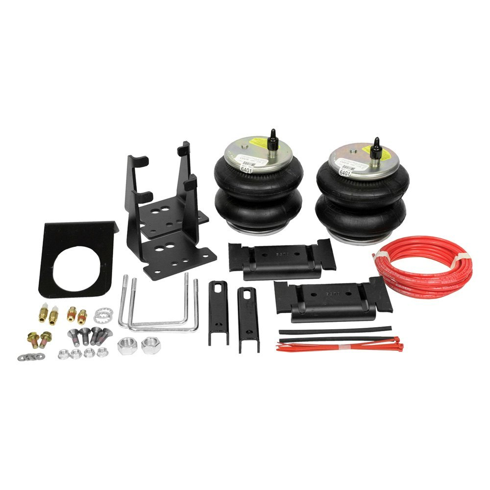 firestone suspension 2299 ride rite rear air helper spring kit. Black Bedroom Furniture Sets. Home Design Ideas