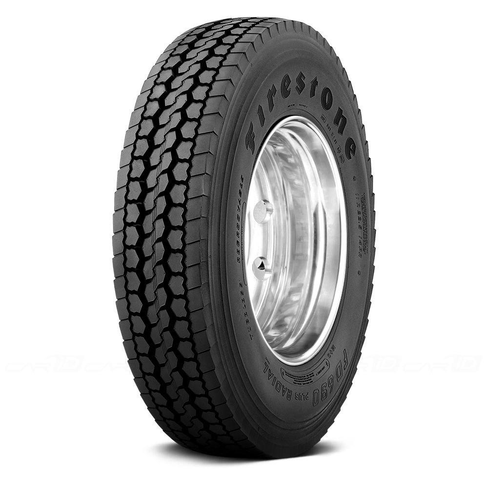 Firestone 174 Fd690 Plus Tires