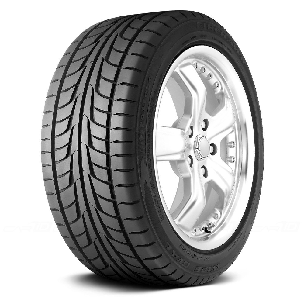 FIRESTONE® FIREHAWK WIDE OVAL RFT Tires