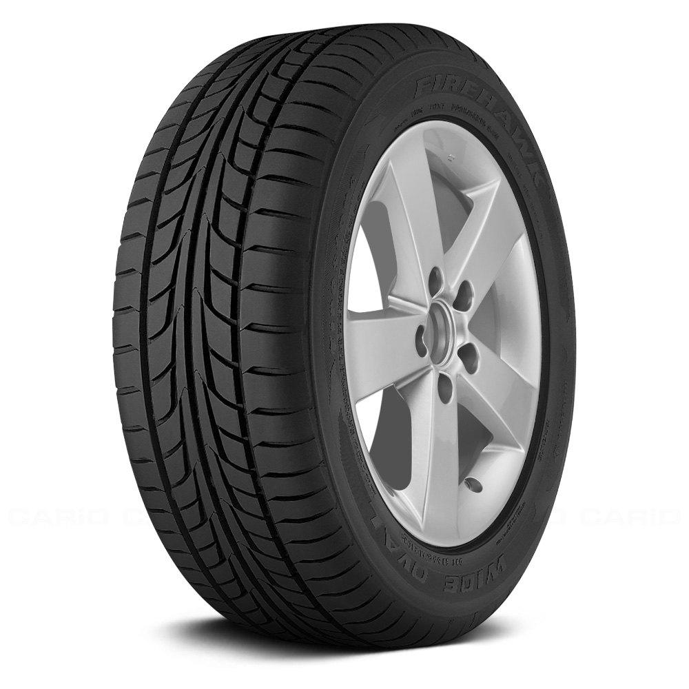Firestone Firehawk Wide Oval Tires