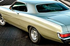 FIRESTONE® - FIREHAWK PV41 Tires on Dodge Polara