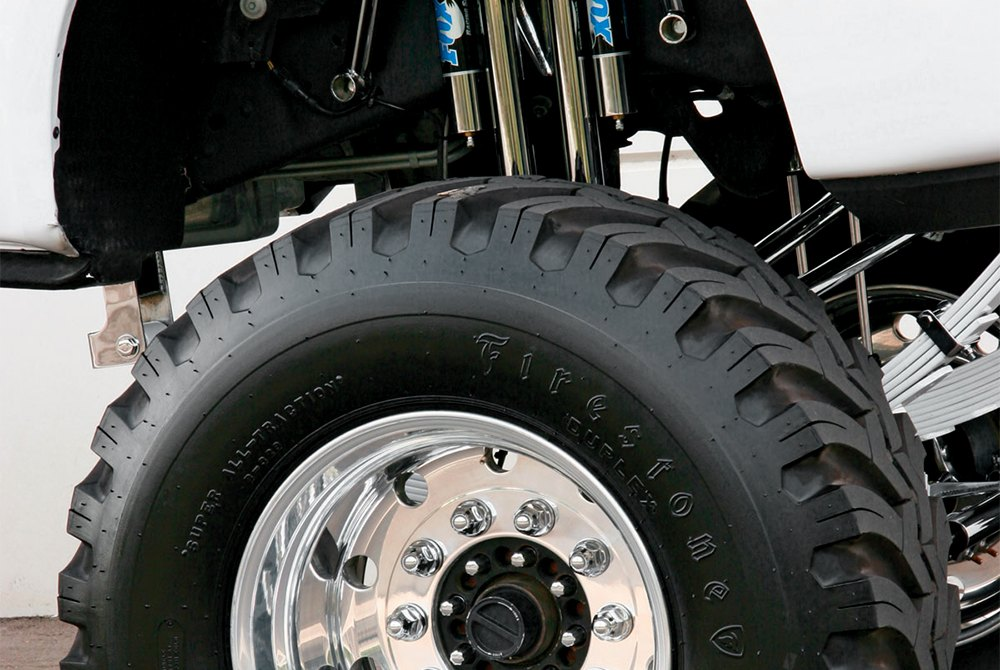 Firestone Winterforce Tires >> Firestone 16.5 Inch Tires - CARiD.com
