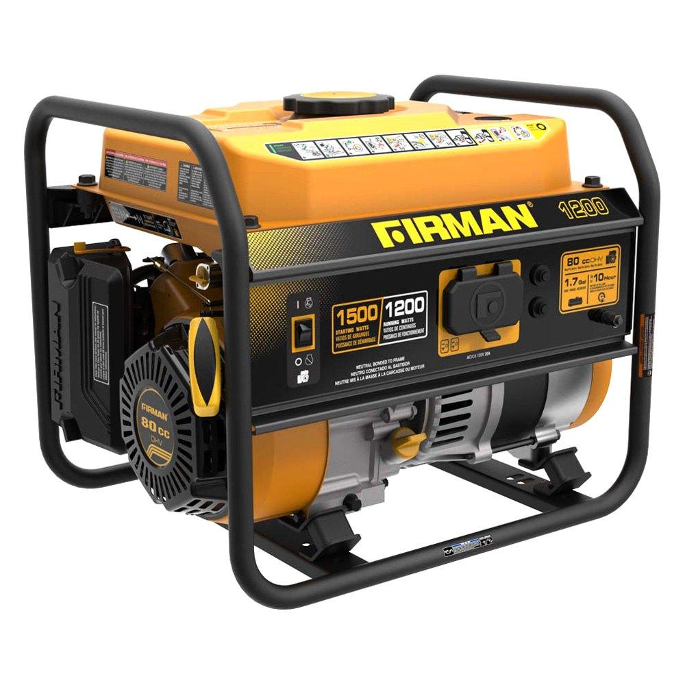 Firman® P01201 - Performance Series 1200 Watt Generator